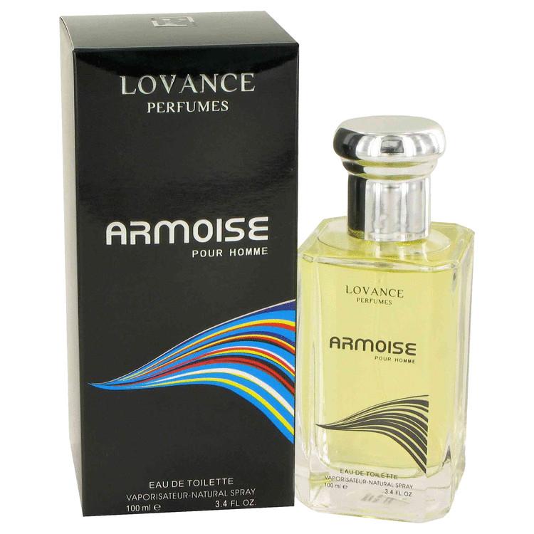 Armoise by Lovance Eau De Toilette Spray 3.4 oz Men