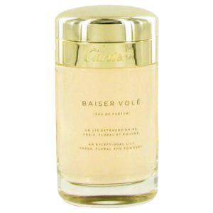 Baiser Vole by Cartier Eau De Parfum Spray (Tester) 3.4 oz Women