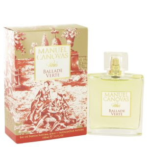 Ballade Verte by Manuel Canovas Eau De Parfum Spray 3.4 oz Women