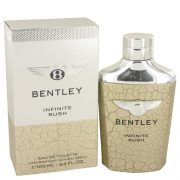 Bentley Infinite Rush by Bentley Eau De Toilette Spray 3.4 oz Men