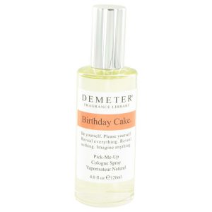 Demeter by Demeter Birthday Cake Cologne Spray 4 oz Women