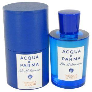 Blu Mediterraneo Arancia Di Capri by Acqua Di Parma Eau De Toilette Spray 5 oz Women