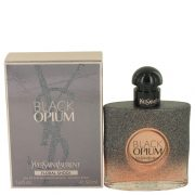 Black Opium Floral Shock by Yves Saint Laurent Eau De Parfum Spray 1.7 oz Women
