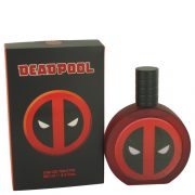 Deadpool by Marvel Eau De Toilette Spray 3.4 oz Men