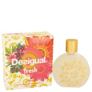 Desigual Fresh by Desigual Eau De Toilette Spray 3.4 oz Women