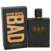 Diesel Bad by Diesel Eau De Toilette Spray 4.2 oz Men