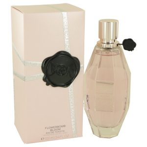 Flowerbomb Bloom by Viktor & Rolf Eau De Toilette Spray 3.3 oz Women
