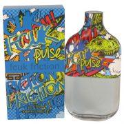 FCUK Friction Pulse by French Connection Eau De Toilette Spray 3.4 oz Men