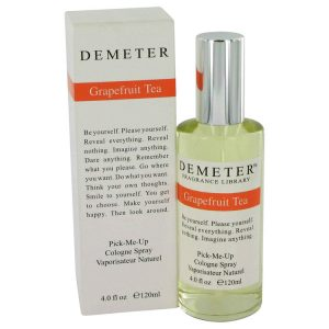Demeter by Demeter Grapefruit Tea Cologne Spray 4 oz Women