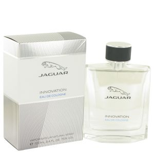 Jaguar Innovation by Jaguar Eau De Cologne Spray 3.4 oz Men