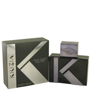 Krizia Pour Homme by Krizia Eau De Toilette Spray 3.38 oz Men