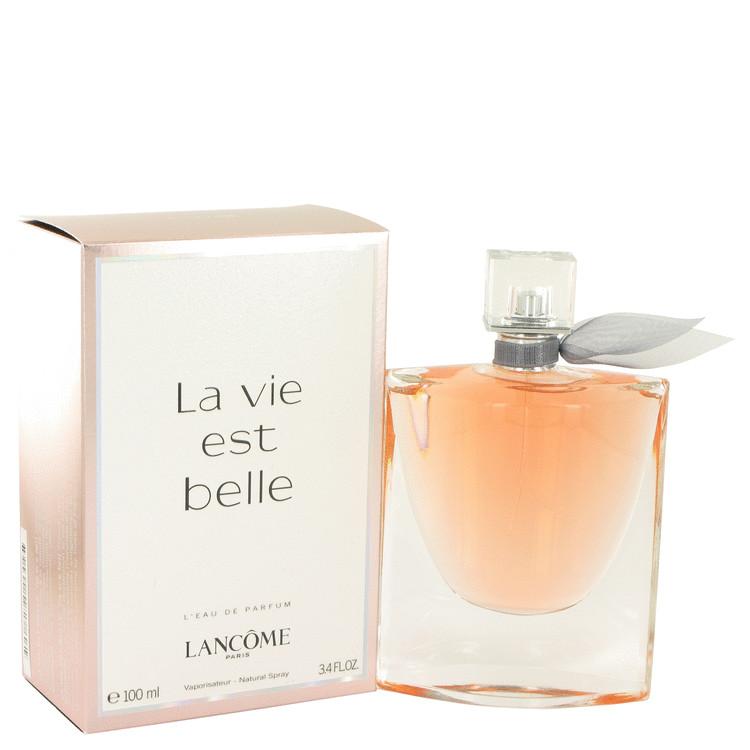 La Vie Est Belle by Lancome Eau De Parfum Spray 3.4 oz Women