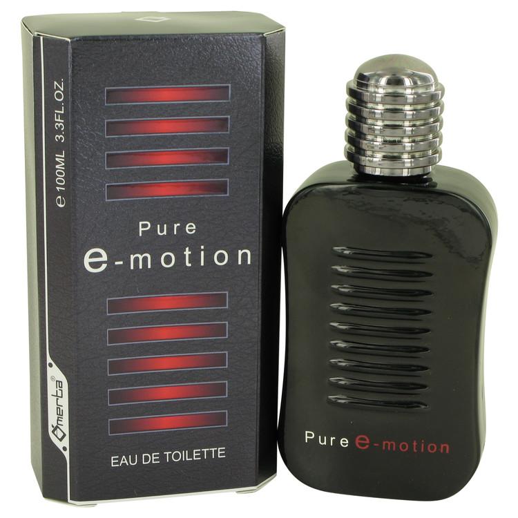 La Rive Pure emotion by La Rive Eau De Toilette Spray 3.3 oz Men