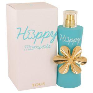 Tous Happy Moments by Tous Eau De Toilette Spray 3 oz Women