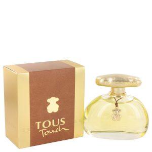 Tous Touch by Tous Eau De Toilette Spray 3.4 oz Women