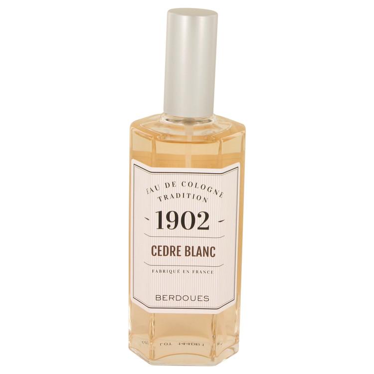 1902 Cedre Blanc by Berdoues Eau De Cologne Spray (unboxed) 4.2 oz Women