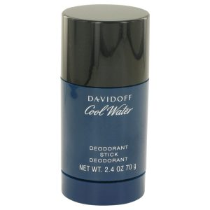 COOL WATER by Davidoff Deodorant Stick 2.5 oz Men