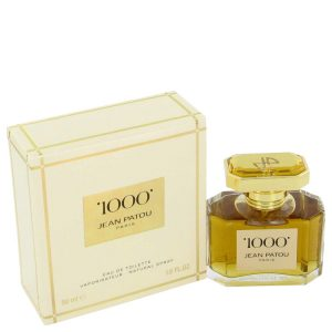 1000 by Jean Patou Eau De Toilette Spray 1 oz Women