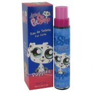 Littlest Pet Shop Puppies by Marmol & Son Eau De Toilette Spray 1.7 oz Women