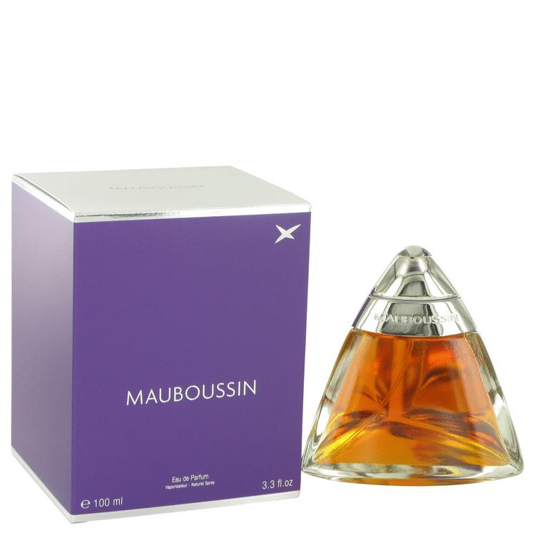MAUBOUSSIN by Mauboussin Eau De Parfum Spray 3.4 oz Women