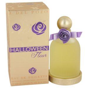 Halloween Fleur by Jesus Del Pozo Eau De Toilette Spray (Tester) 3.4 oz Women