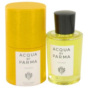 Acqua Di Parma Colonia by Acqua Di Parma Eau De Cologne Spray 3.4 oz Men