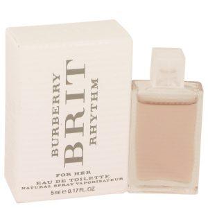 Burberry Brit Rhythm by Burberry Mini EDT .17 oz Women