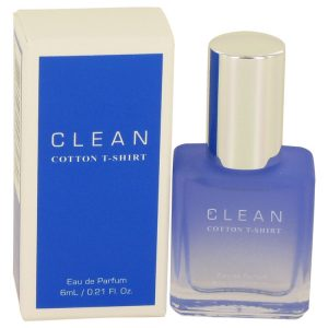 Clean Cotton T-Shirt by Clean Mini EDP .21 oz Women