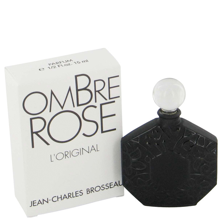 Ombre Rose by Brosseau Pure Perfume .5 oz Women