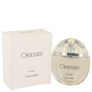 Obsessed by Calvin Klein Eau De Parfum Spray 3.4 oz Women