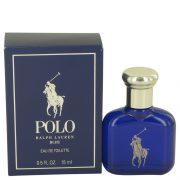 Polo Blue by Ralph Lauren Eau De Toilette .5 oz Men