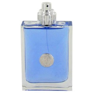 Versace Pour Homme by Versace Eau De Toilette Spray (Tester) 3.4  oz Men