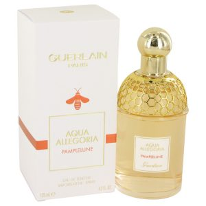 AQUA ALLEGORIA PAMPLELUNE by Guerlain Eau De Toilette Spray 4.2 oz Women