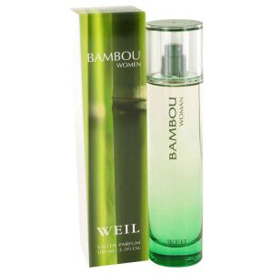BAMBOU by Weil Eau De Parfum Spray 3.4 oz Women