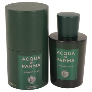 Acqua Di Parma Colonia Club by Acqua Di Parma Eau De Cologne Spray 3.4 oz Men