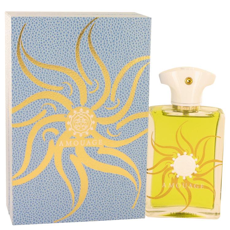 Amouage Sunshine by Amouage Eau De Parfum Spray 3.4 oz Men