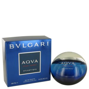 Bvlgari Aqua Atlantique by Bvlgari Eau De Toilette Spray 3.4 oz Men