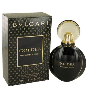 Bvlgari Goldea The Roman Night by Bvlgari Eau De Parfum Spray 2.5 oz Women