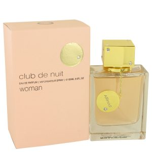 Club De Nuit by Armaf Eau De Parfum Spray 3.6 oz Women
