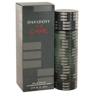 The Game by Davidoff Eau De Toilette Spray 3.4 oz Men