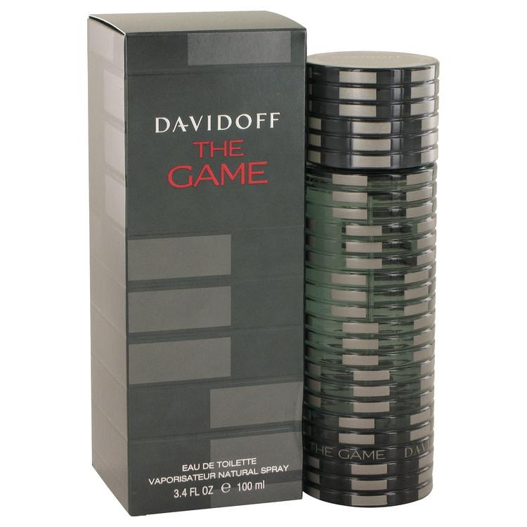 The Game by Davidoff Eau De Toilette Spray 3.4 oz Men