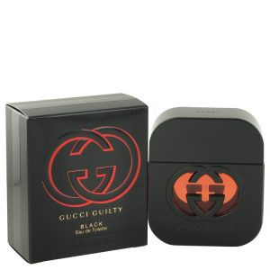 Gucci Guilty Black by Gucci Eau De Toilette Spray 1.7 oz Women