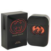 Gucci Guilty Black by Gucci Eau De Toilette Spray 2.5 oz Women