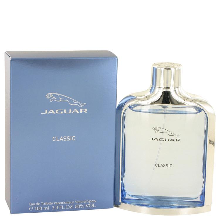 Jaguar Classic by Jaguar Eau De Toilette Spray 3.4 oz Men