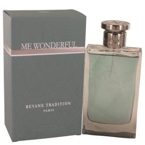 Me Wonderful by Reyane Tradition Eau De Parfum Spray 3.4 oz Men