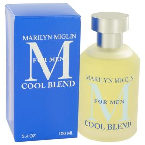 Marilyn Miglin Cool Blend by Marilyn Miglin Cologne Spray 3.4 oz Men