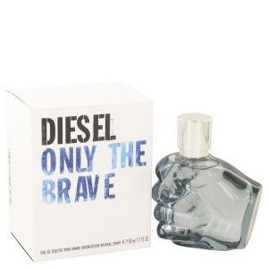 Only the Brave by Diesel Eau De Toilette Spray 1.7 oz Men