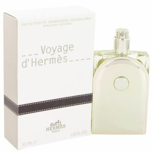 Voyage D'Hermes by Hermes Eau De Toilette Spray Refillable 1.18 oz Men
