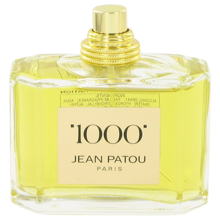 1000 by Jean Patou Eau De Parfum Spray (Tester) 2.5 oz Women