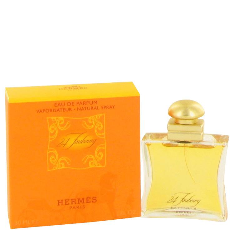 24 FAUBOURG by Hermes Eau De Parfum Spray 1 oz Women